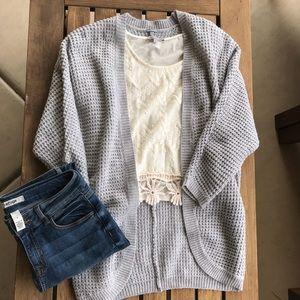 Charlotte Russe Sweater Cardigan